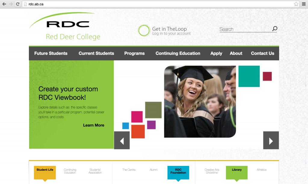 RDC Homepage